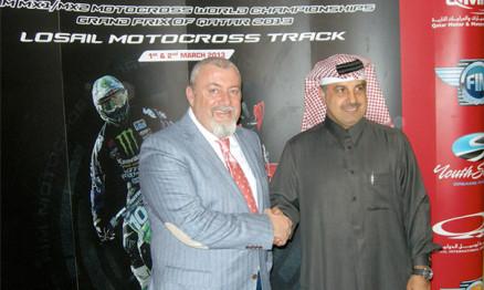 GP do Qatar é oficialmente apresentado