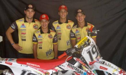 Dinotrilha é destaque no Motocross do Nordeste