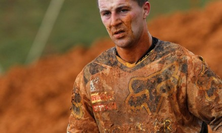 Strijbos e Desalle na Hawkstone International 2013