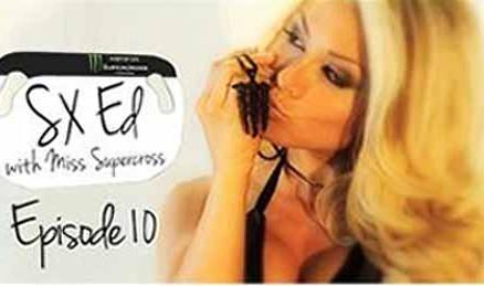 Vídeo – Miss AMA Supercross 2013 – Episódio 10