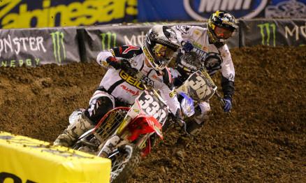 Zach Osborne e Kyle Cunningham