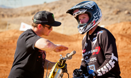 Josh Hill fora do AMA Supercross !!!