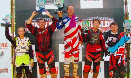 Público recorde no Desafio de Motocross em Taquaruçu