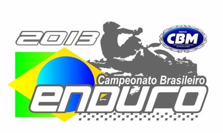 logo brasileiro de enduro fim 2013