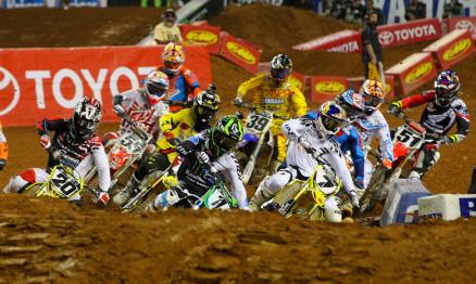 AMA Supercross 2013 – 8ª Etapa – Atlanta