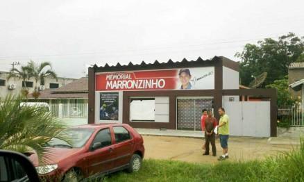 Memorial em homenagem a João Marronzinho