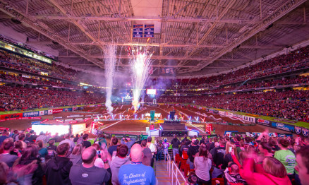 AMA Supercross 2013 – 9ª Etapa – St. Louis