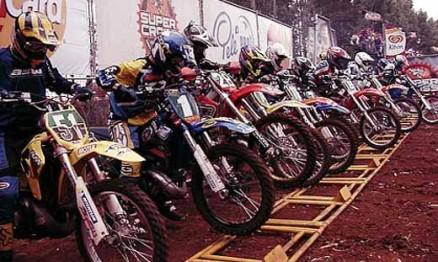 Vídeo – Brasileiro de Supercross 2002 – Round 1