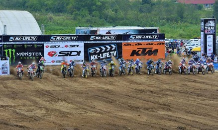 Mundial de Motocross 2013 – 2ª etapa – Tailândia
