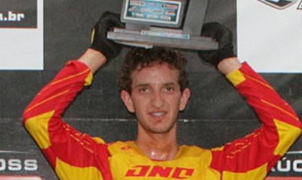 Campeão Gaúcho de Velocross 2012 – Mateus Basso