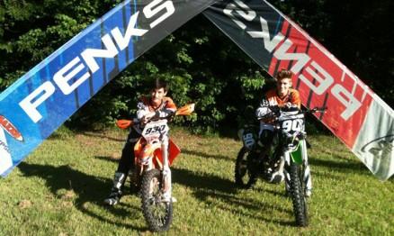 Penks Racing estreia no Motocross em 2013