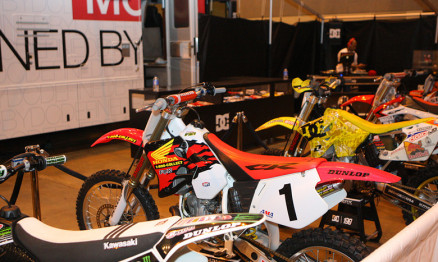 Galeria de fotos do AMA Supercross 2013 em St. Louis