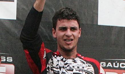 Campeão Gaúcho de Velocross 2012 – Sérgio Moraes