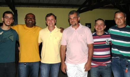 Deputado Luizinho Goebel dá apoio a pista de Vilhena