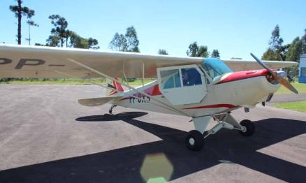 Fotos aéreas do motódromo de Carlos Barbosa