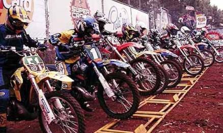 Vídeo – Brasileiro de Supercross 2002 – Round 4