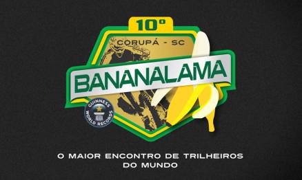 Bananalama está com nova identidade visual
