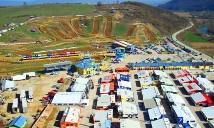 Relato dos treinos no Mundial de Motocross na Bulgária
