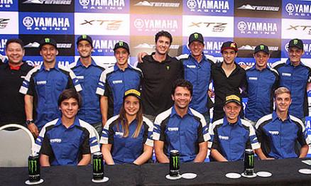 Equipe Geração / Yamaha foi apresentada oficialmente