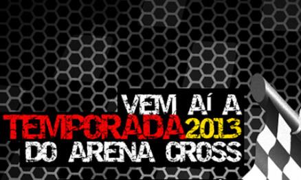Arenacross terá transmissão Ao Vivo pelo Mundocross