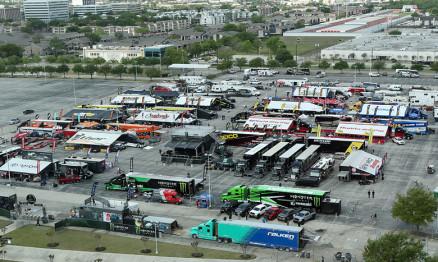 Galeria de fotos do AMA Supercross 2013 em Houston