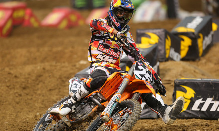 Resultados do AMA Supercross em Minneapolis