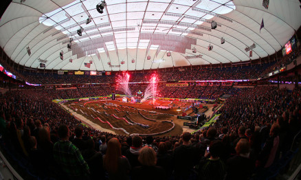 AMA Supercross 2013 – 14ª Etapa – Minneapolis