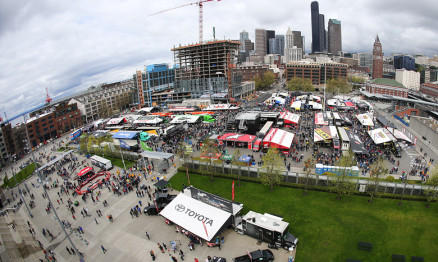 Galeria de fotos do AMA Supercross 2013 em Seattle