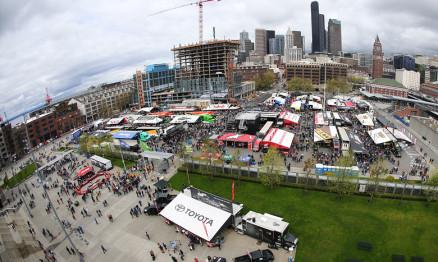 Galeria de fotos do AMA Supercross 2013 em Seattle