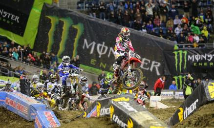 AMA Supercross 2013 – 15ª Etapa – Seattle