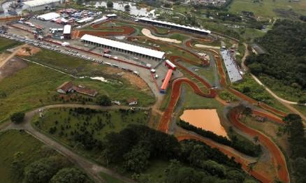 Lista dos pilotos inscritos para o GP Brasil de Motocross