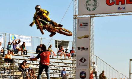 Motocross em São Gotardo