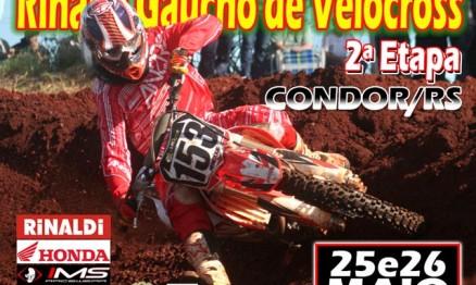 Motores voltam a roncar pelo Gaúcho de Velocross