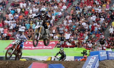 AMA Supercross 2013 – 17ª Etapa – Las Vegas
