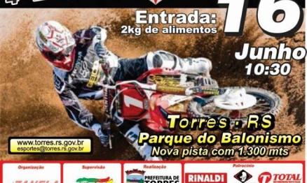 Litoral Gaúcho vai tremer com o Gaúcho de Motocross