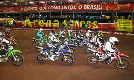 Penha será palco da segunda etapa do Arenacross