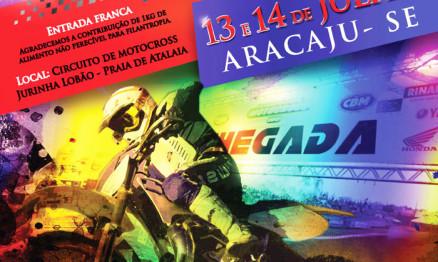 Programação do Brasileiro de Motocross em Aracaju