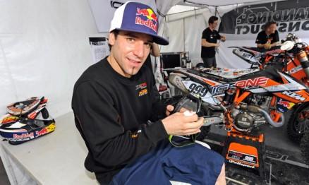Rui Gonçalves fora do Mundial de Motocross !!!
