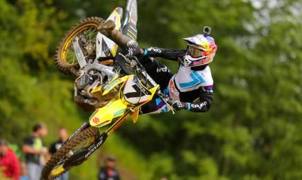 Resultados do AMA Motocross em Millville