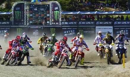 Prévia do Mundial de Motocross na Letônia