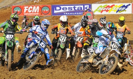 Vídeo – Catarinense de Motocross – 2ª Etapa 2013