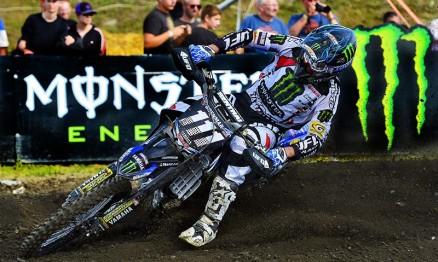 Jeffrey Herlings fora do Mundial de Motocross