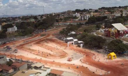 Resultados de sábado da Copa Minas de Motocross