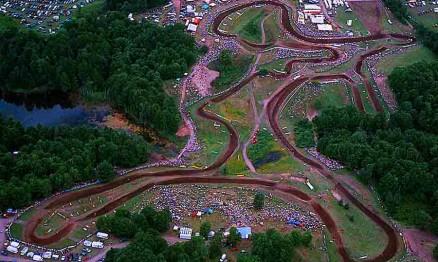 Estatísticas do AMA Motocross em Unadilla