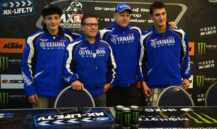 Equipe Kemea / Reytec / Yamaha para 2014