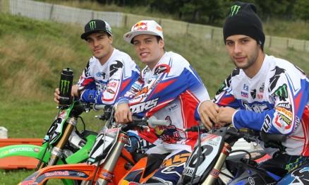A seleção da França está pronta para o MXoN