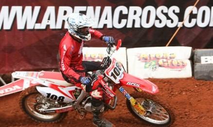 Arenacross em Goiânia será reprisado na RedeTV!
