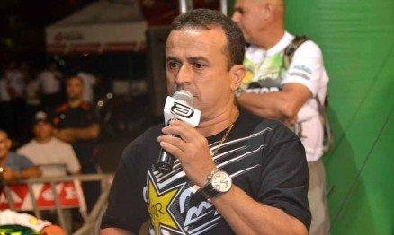 Entrevista com o locutor Amarildo Martins