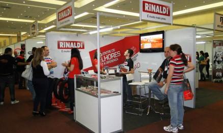 Rinaldi prestigia mercado nordestino na Assomotos