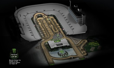 Assista aqui os treinos do Monster Energy Cup